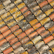 Stock Photo: Shelter covered with tiles