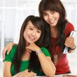 Two young student — Stock Photo #10957484