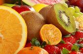 Fresh fruits — Stockfoto