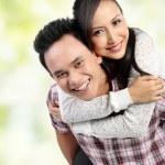 Happy couple — Stock Photo #11410031