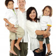 Family happy — Stock Photo #12010335