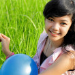 Pretty young girl — Stock Photo #12141122