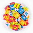 Alphabet puzzle -  