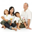 Happy family — Stock Photo #12141641