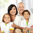Happy family — Stock Photo #12141642