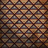 Grunge inca mönster. vektor illustration — Stockvektor