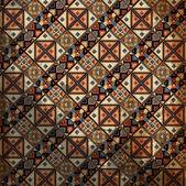 Grunge inca pattern. Vector illustration — Vecteur