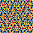 Colorful background. Seamless pattern. — Stock vektor