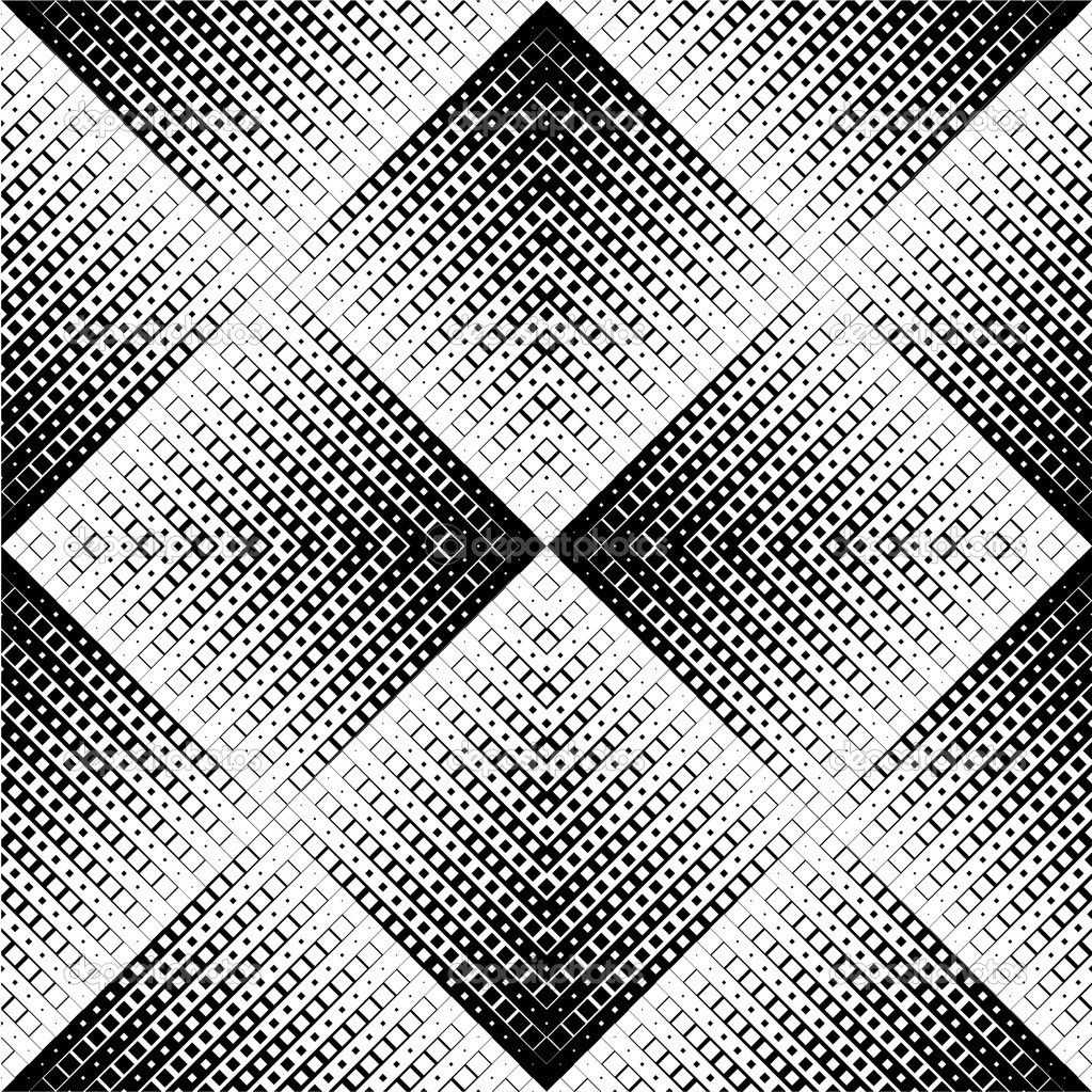 Cool black and white patterns vector - photo#10