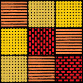 Geometrical background. — Stock Vector