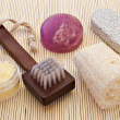 Bath items — Stock Photo #10777058