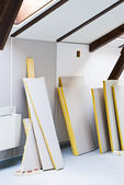 Materials for renovations — Stock Photo