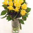 Yellow roses — Stock Photo #11525863