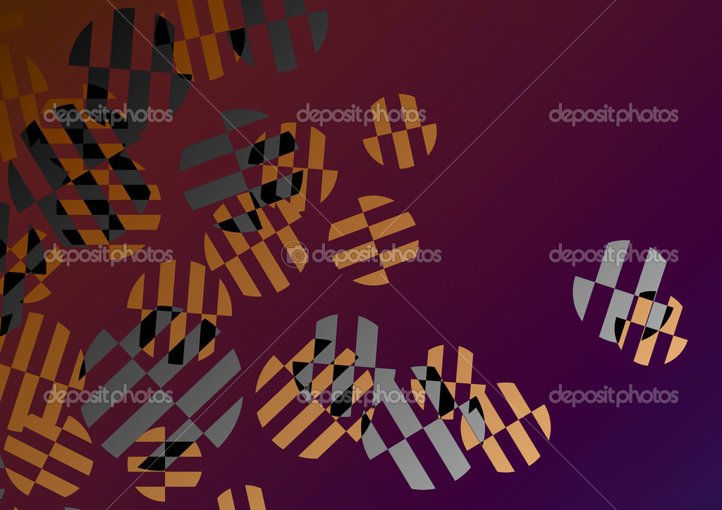 The pattern of a visionary dot — Stock Photo #11243599