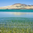 Stock Photo: Serrdel Corvo Lake