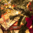Presents Under Christmas Tree — Stock Photo #11578074