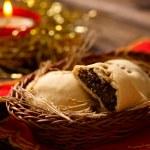Cuscinetti di Gesù Bambino — Stock Photo #11578512