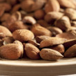 Stock Photo: Toasted Almonds
