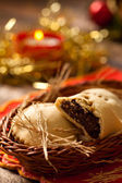 Cuscinetti di Gesù Bambino — Foto de Stock