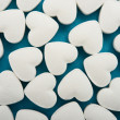 Pills as a heart — Stock Photo