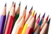 蜡笔 — 图库照片