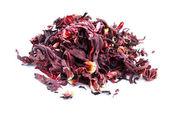 Hibiscus bloem gedroogd — Stockfoto