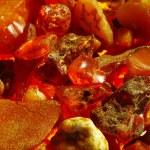 Amber stone — Stock Photo #10790691