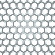 Hexagonal background — Stock Photo