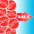 Big Sale — Stock Photo #10791413