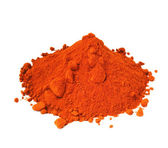 Red paprika spices — Stock Photo