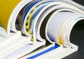Riviste colorate — Foto Stock