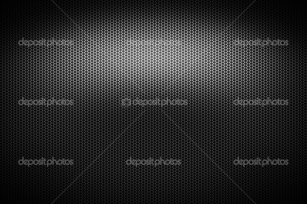 Black perforated metal background — Stock Photo #10790586
