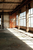 Old unfinished building interior — Stock Photo