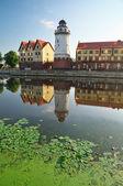 魚の村。カリーニング ラード。ロシア — ストック写真
