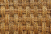 Texture of rope weave — Stock Photo