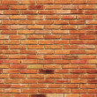 Royalty-Free Stock Photo: Orange brick wall texture