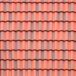 Close up of red roof — Stock Photo #11951466