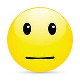 ícone de smiley comuns — Vetorial Stock