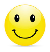 Smiley icon — Stock Vector