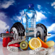 Fitness food — Stock Photo #11042132