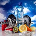 Fitness food — Stock Photo