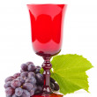 Wine glass - Foto Stock