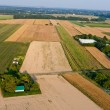 Aerial view of rural landscape — Stock Photo #12174702
