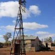 Stock Photo: Ghost town outback Australia