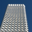 Skyscraper high rise building - Stock Photo