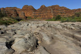 Bungle Bungles Purnululu World Heritage Australia — Stock Photo