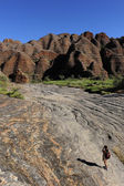 Purnululu Bungle Bungles World Heritage Australia — Stock Photo