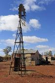 Ghost town outback Australia — Stock Photo