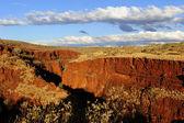 Karijini 国家公园西澳大利亚 — 图库照片