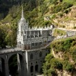 Las Lajas Cathedral, Colombia — Stock Photo #10872968